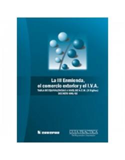 La III Enmienda, El Comercio Exterior y el IVA