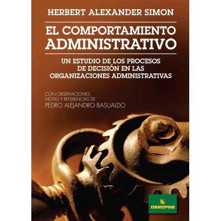 El Comportamiento Administrativo