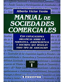 Manual de Sociedades Comerciales (3 Tomos)