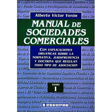 Manual de Sociedades Comerciales (3 Tomos)