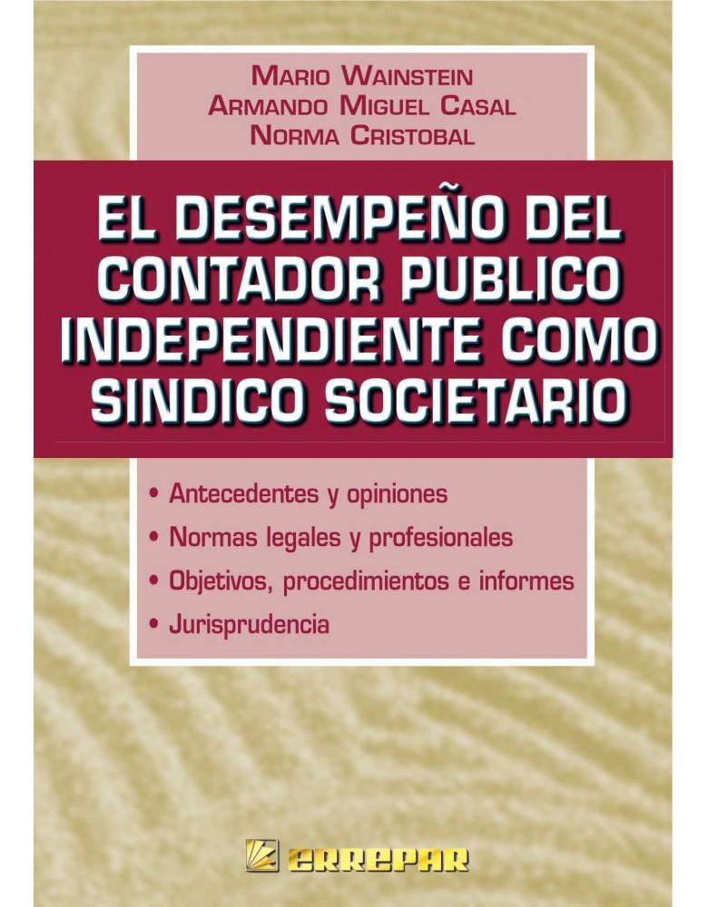 DESEMPEÑO DEL CONTADOR PUBLICO INDEPENDIENTE