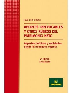 APORTES IRREVOCABLES 2ª EDICION
