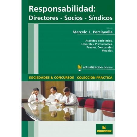 Responsabilidad: Directores - Socios - Síndicos