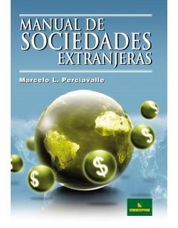 Manual de Sociedades Extranjeras