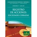 REGISTRO DE ACCIONES -SOC.CERRADAS (CARLINO)