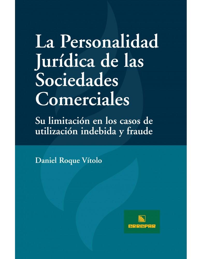 PERSONALIDAD JURIDICA DE LAS SOC.COMER., LA