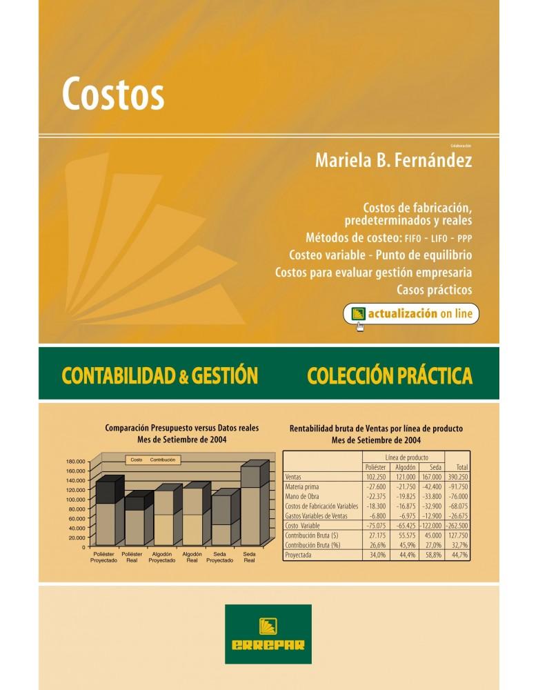 COSTOS - 2ª EDICION