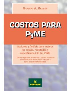 COSTOS PARA PYME