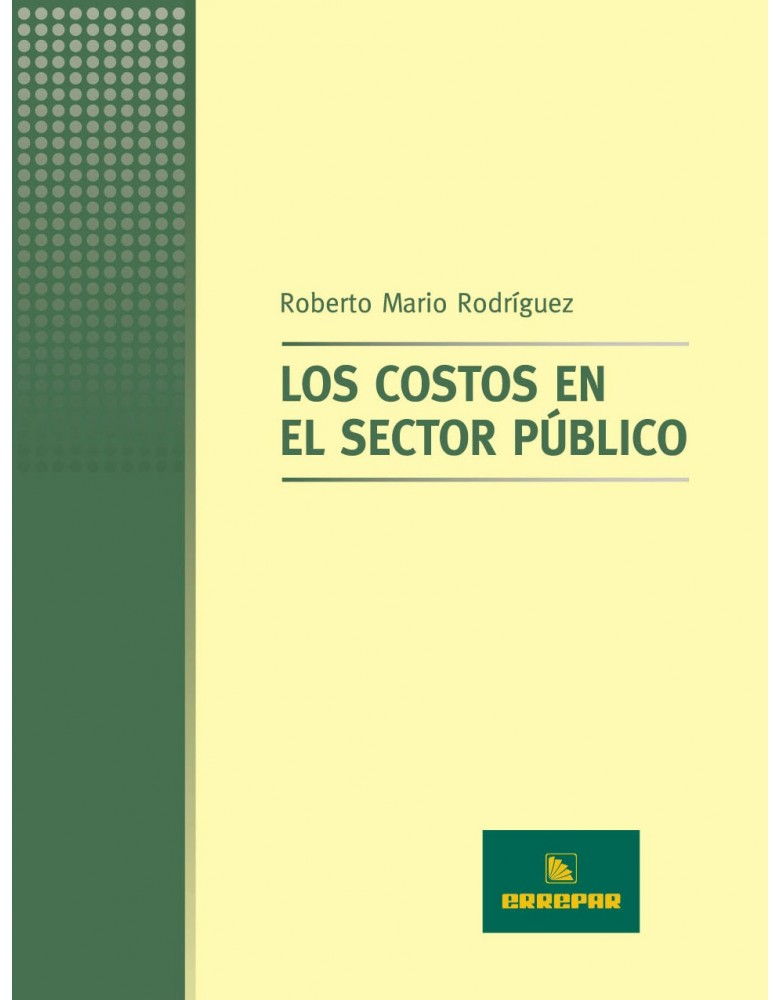 COSTOS EN EL SECTOR PUBLICO, LOS