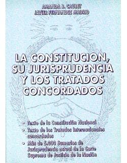 CONST.JURISP.Y TRATADOS CONCORDADOS