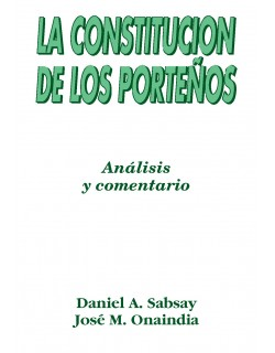 La Constitución de los Porteños
