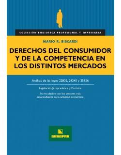 DERECHOS DEL CONSUMIDOR Y DE LA COMPETENCIA