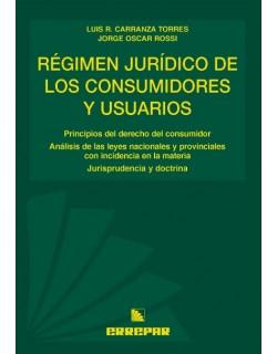 REGIMEN JURIDICO DE LOS CONSUMIDORES Y ....