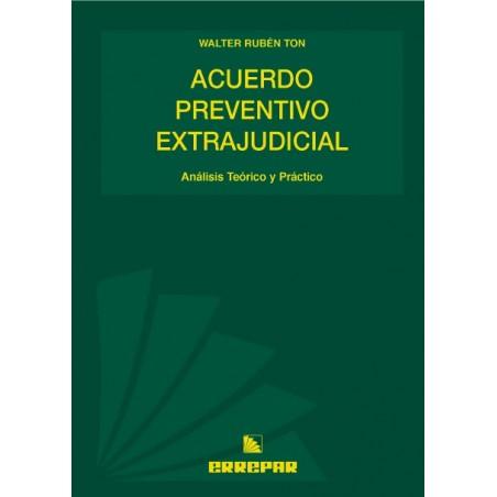 Acuerdo Preventivo Extrajudicial