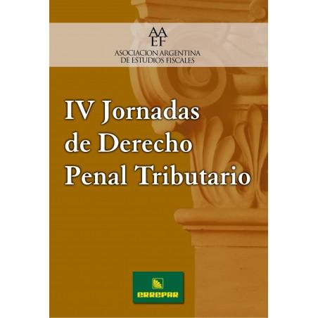 IV Jornadas de Derecho Penal Tributario