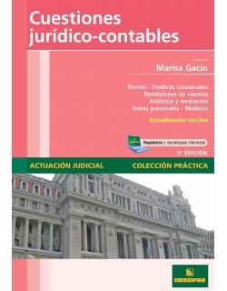 CUESTIONES JURIDICO-CONTABLE COLEC.PRAC. 3ºED