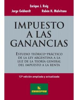 IMPUESTO A LAS GANANCIAS (REIG-GEBHARDT-M)