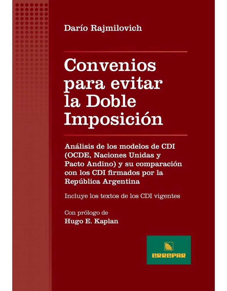 CONVENIO PARA EVITAR LA DOBLE IMPOSICION