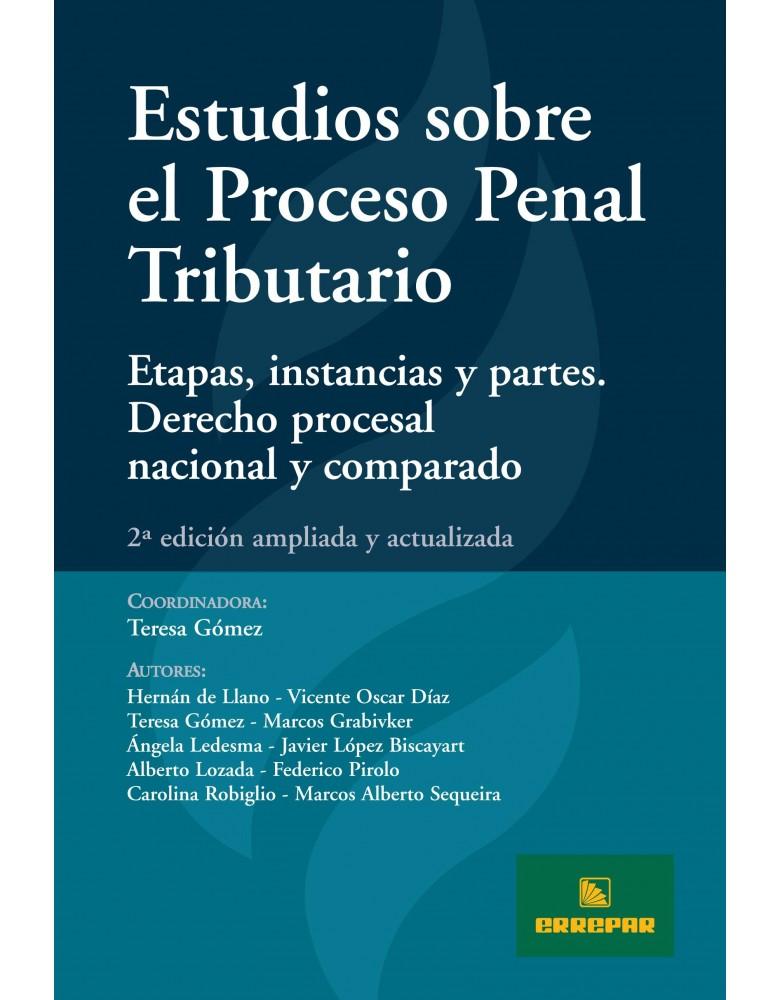 ESTUDIOS SOBRE EL PROCESO TRIBUTARIO/2ºEDIC.