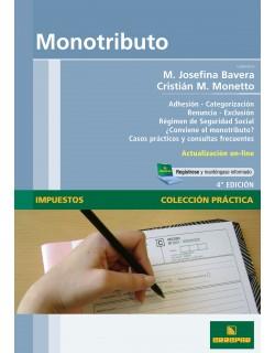 MONOTRIBUTO 4º EDICION