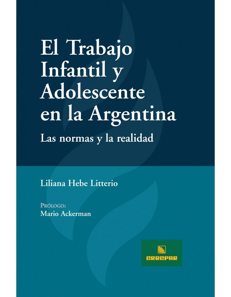 TRABAJO INFANTIL Y ADOLESCENTE EN LA ARG.,EL