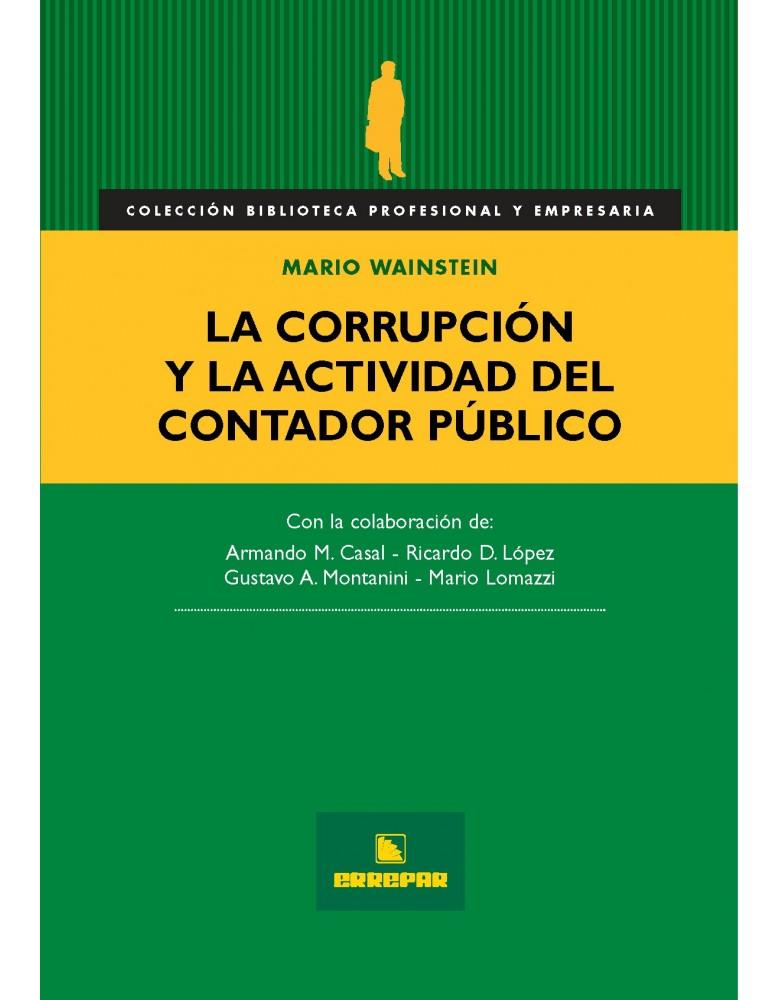 CORRUPCION Y LA ACTIVIDAD DE CONTADOR PUBLICO