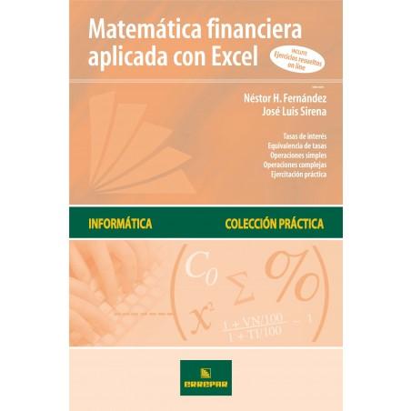 Matemática Financiera Aplicada con Excel