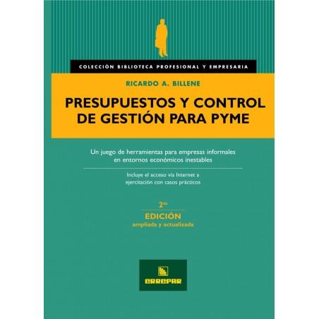 Presupuestos y Control de Gestión para PYME