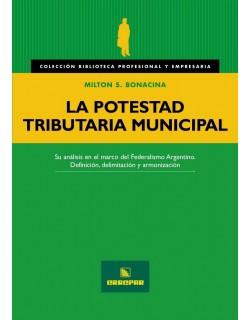 La Potestad Tributaria Municipal