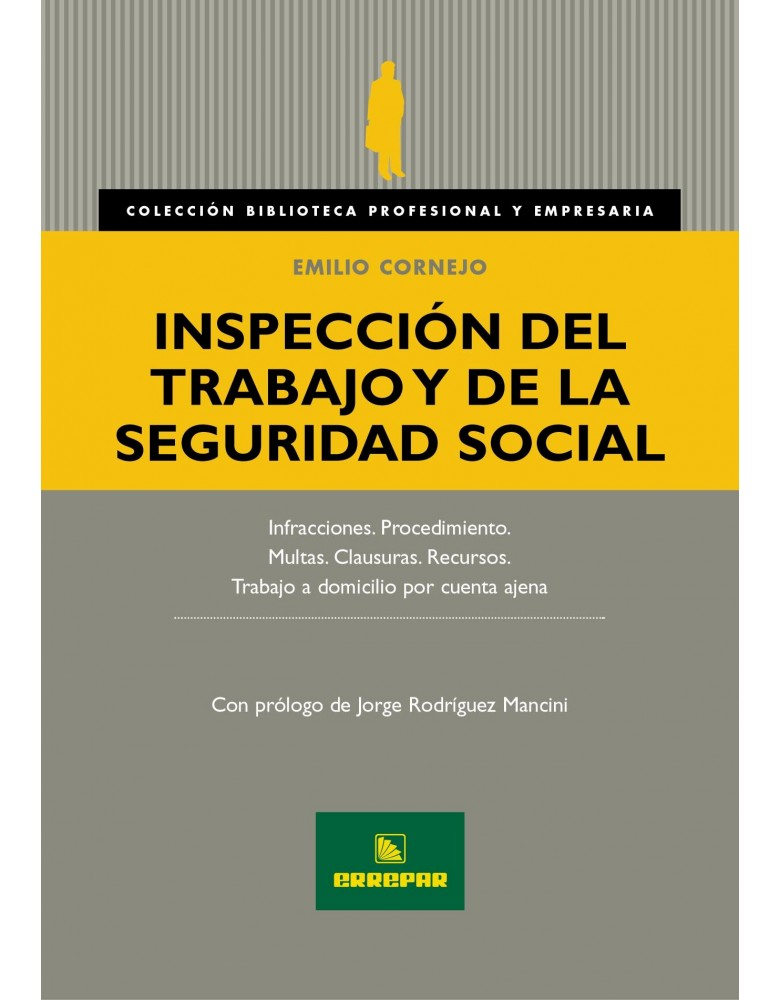 INSPECCION DEL TRABAJO Y DE LA SEGURIDAD SOC.