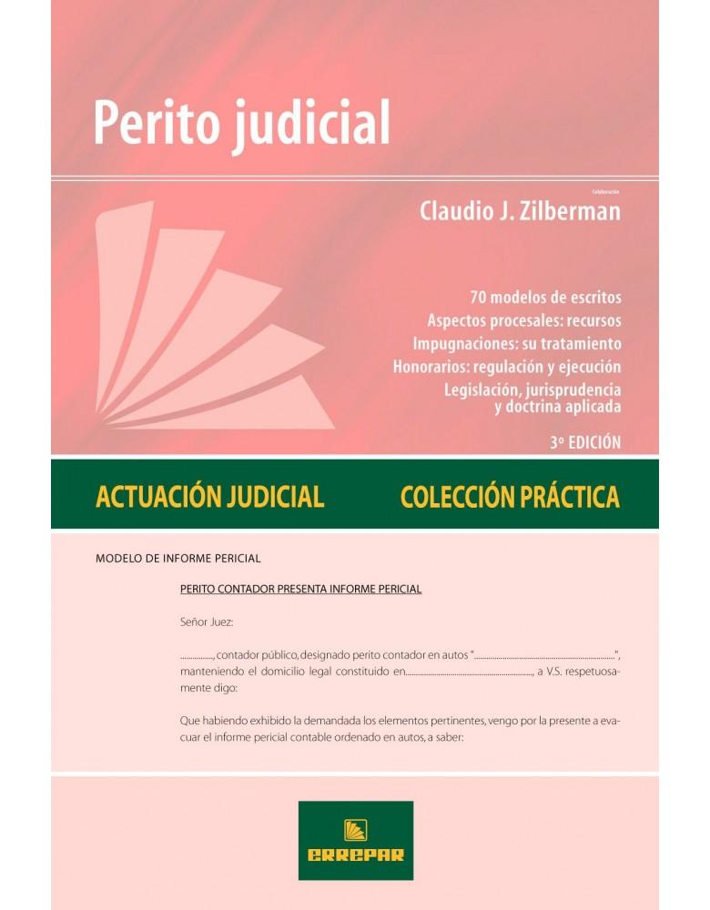 PERITO JUDICIAL 3º ED.