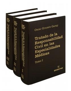 TRATADO RESP. CIV. ESP. MED. GARAY 3T(E)