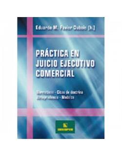 Práctica en Juicio Ejecutivo Comercial