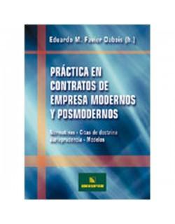Práctica en Contratos de Empresa Modernos y Posmodernos