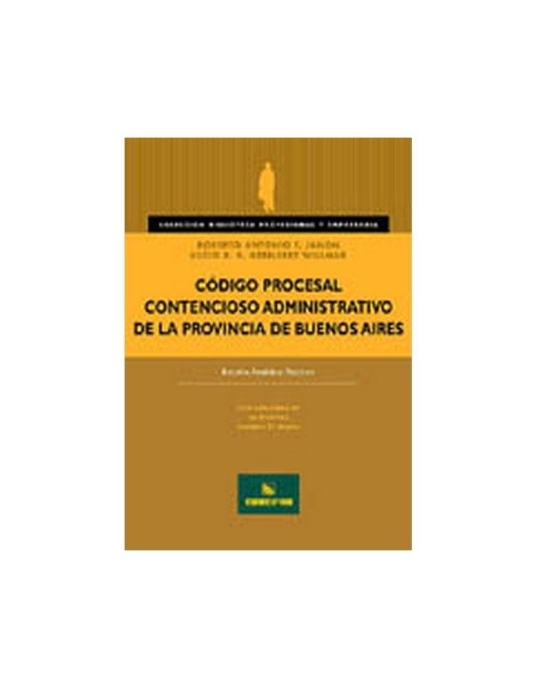 CODIGO PROCESAL CONT.ADM.DE LA PCIA.BS.AS.