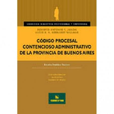 Código Procesal Contencioso Administrativo de la Provincia de Buenos Aires