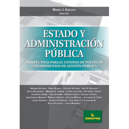 Estado y Administración Pública