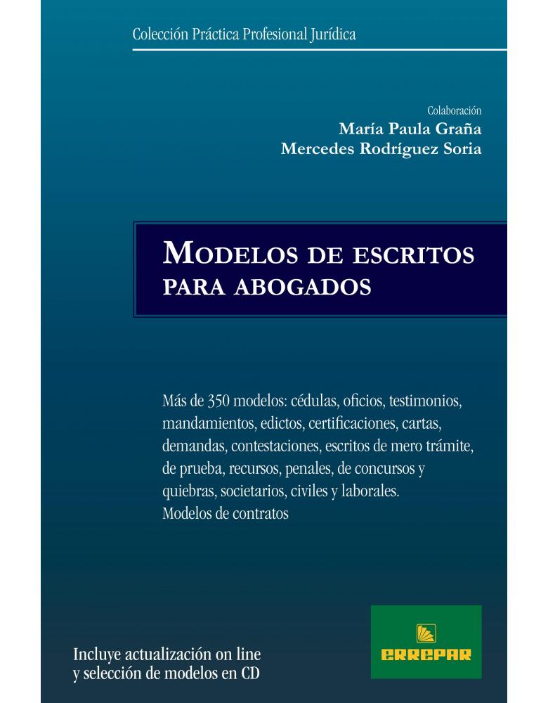 Modelos de escritos para abogados