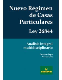 Nuevo Régimen de Casas...