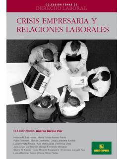 CTDL N° 20: Crisis empresaria y relaciones laborales