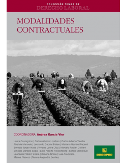 CTDL N° 21: Modalidades Contractuales