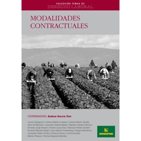 CTDL N° 21: Modalidades Contractuales