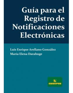 Guía para el Registro de Notificaciones Electrónicas