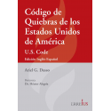 Código de Quiebras de los Estados Unidos de América - U.S. Code - Edición Inglés-Español