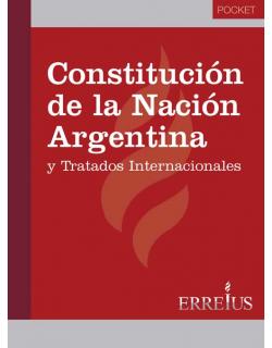 Constitución de la Nación Argentina - Edicion Pocket