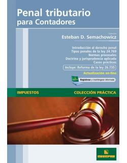 Penal Tributario para Contadores