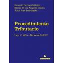 Procedimiento Tributario Ley 11.683 - Decreto 618/97