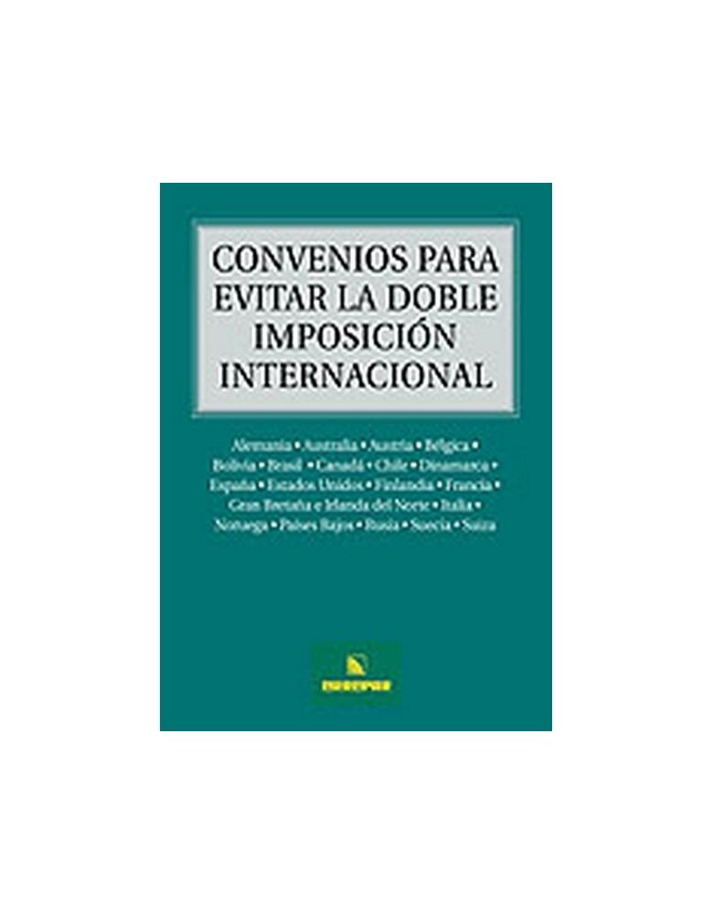 CONVENIOS PARA EVITAR LA DOBLE IMPOSICION