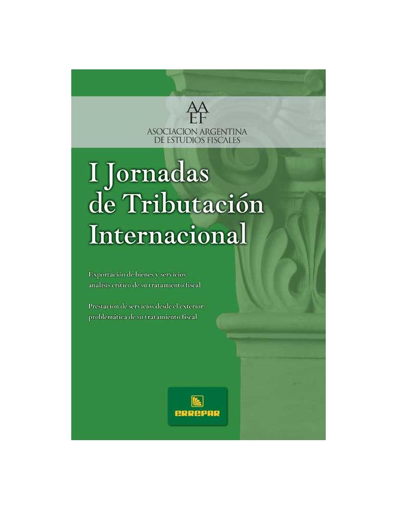 I Jornadas de Tributación Internacional