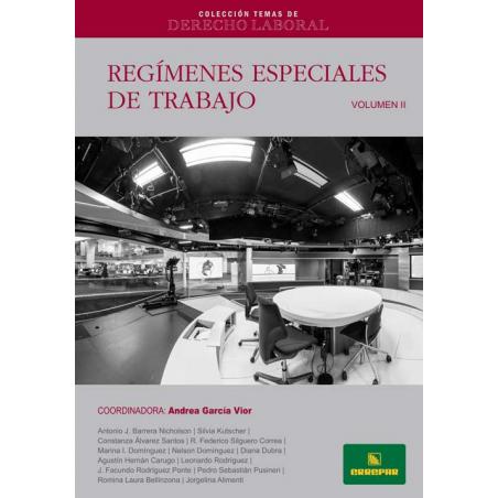 CTDL N° 24: Regímenes especiales de trabajo II